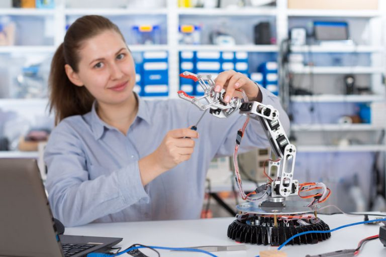 robotic engineer