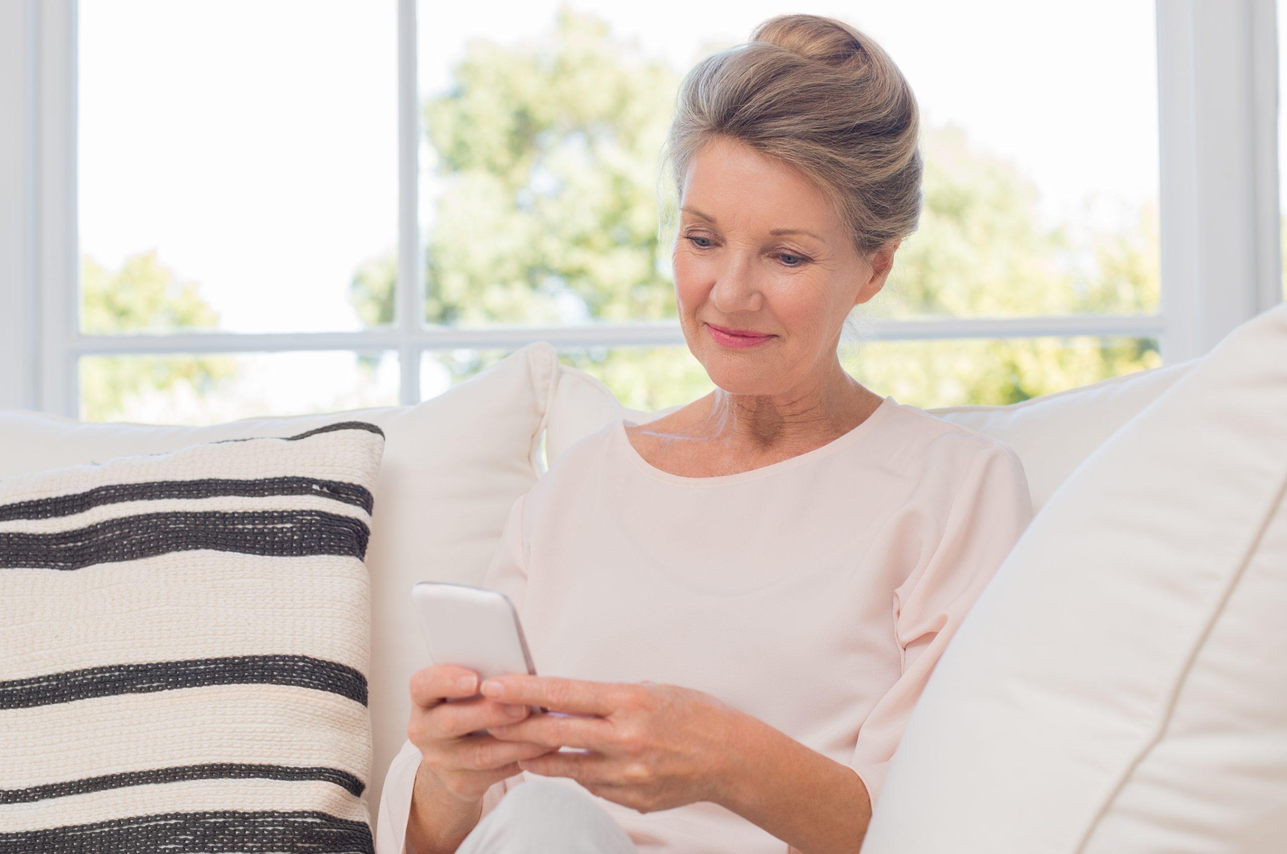 Smartphone voor ouderen: Wat zijn de beste smartphones voor ouderen van 2020?