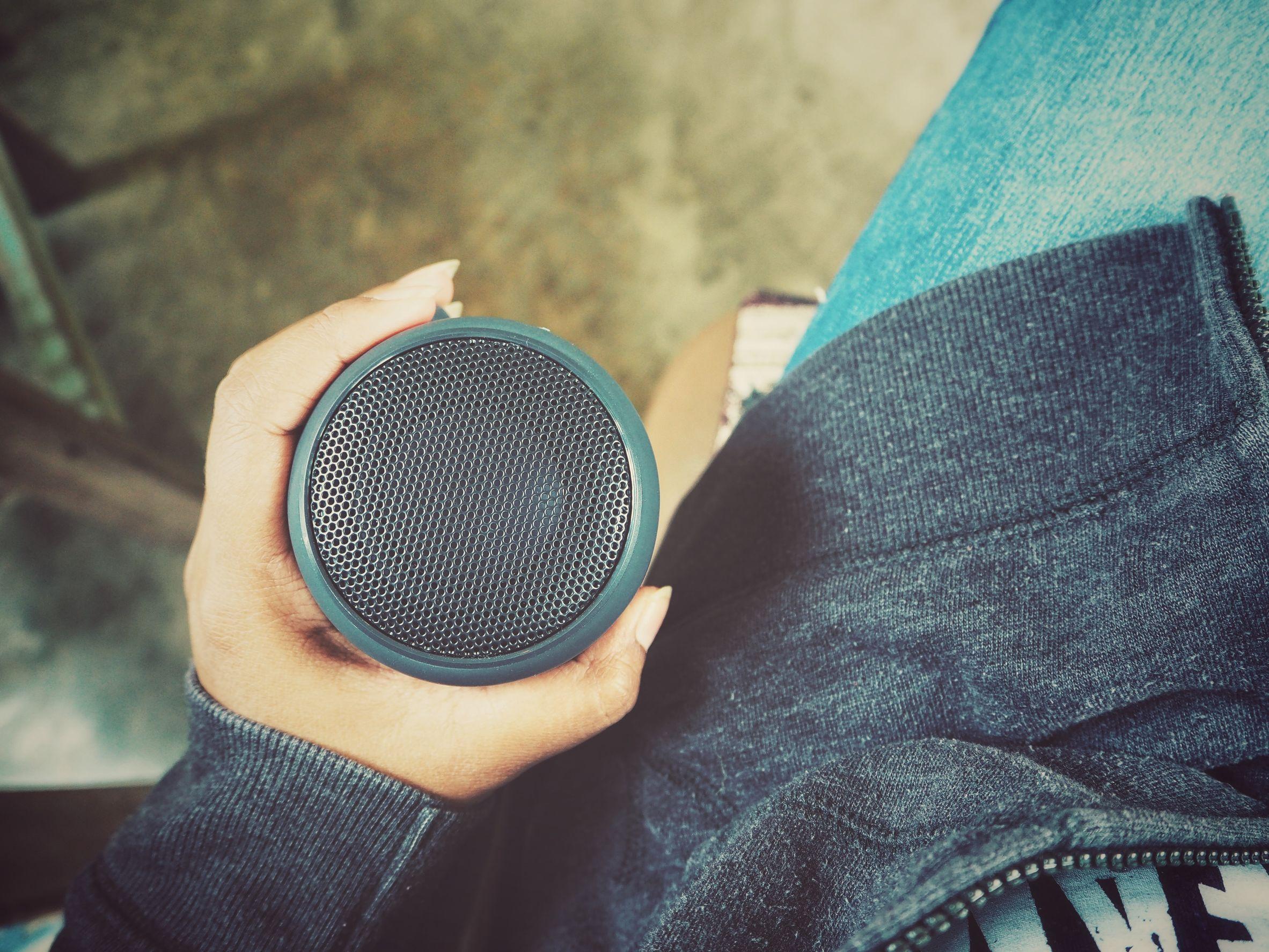 Bluetooth Luidspreker