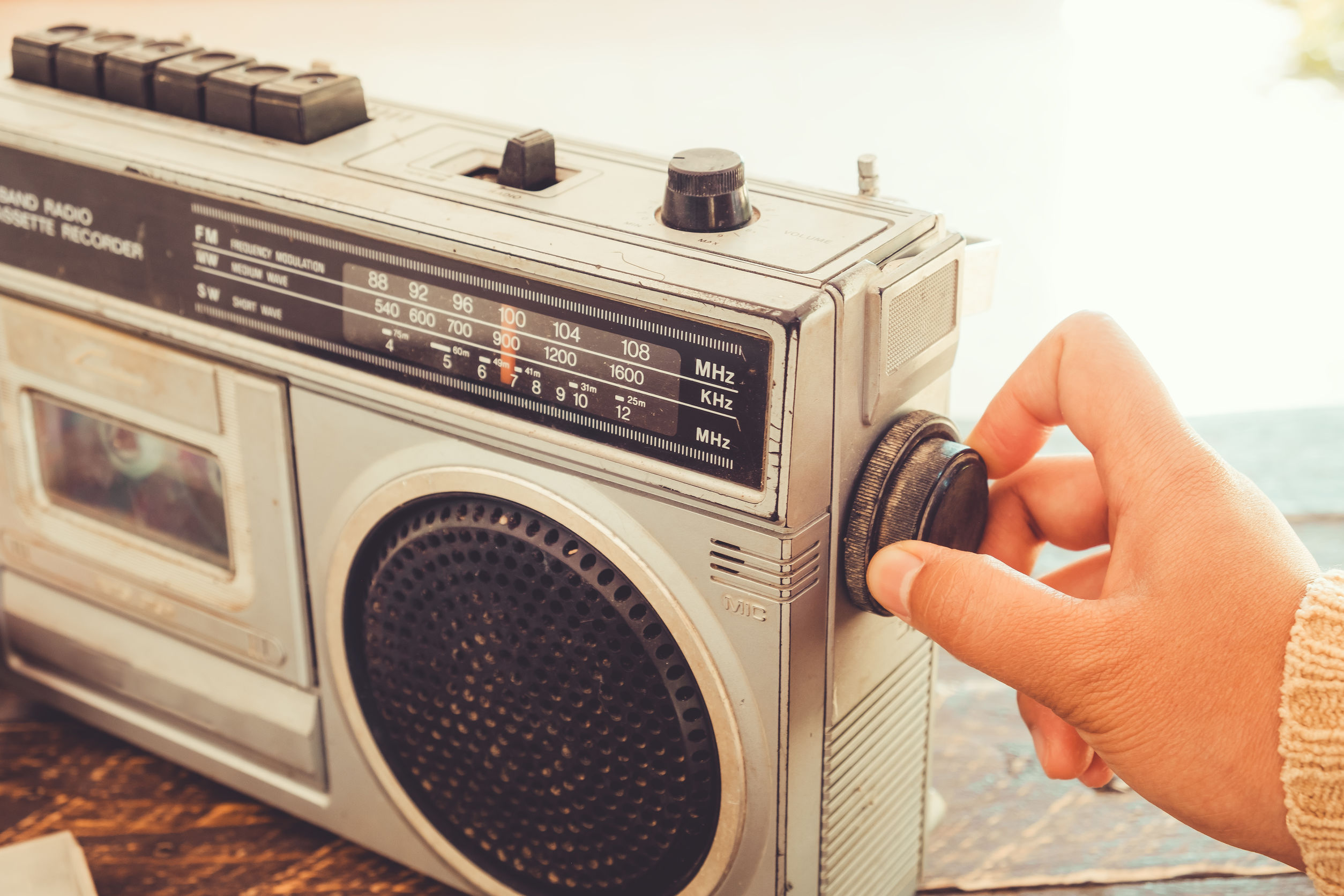 klassieke radio