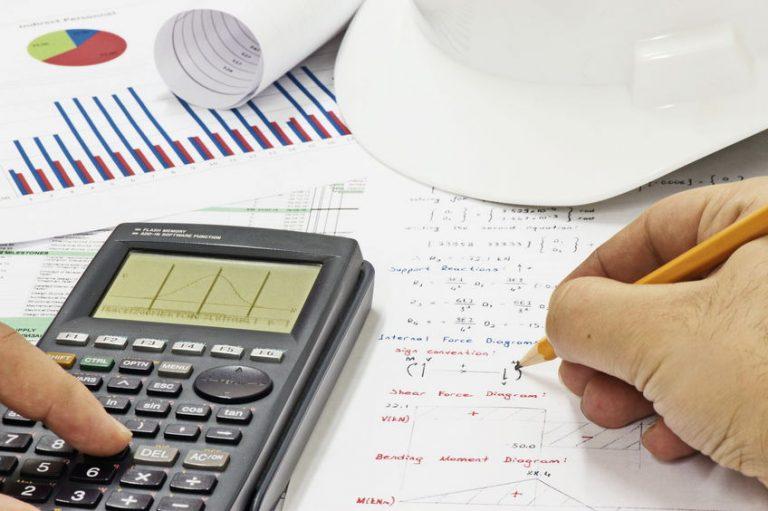 berekeningen maken op een wetenschappelijke rekenmachine