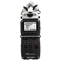 Zoom H5 mobiele telefoon-recorder