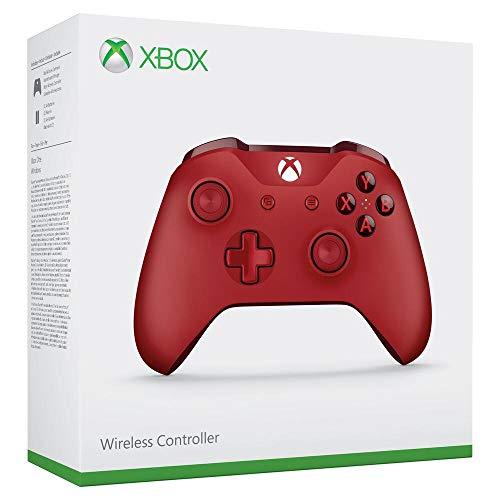 Microsoft Xbox Draadloze Controller - Rood