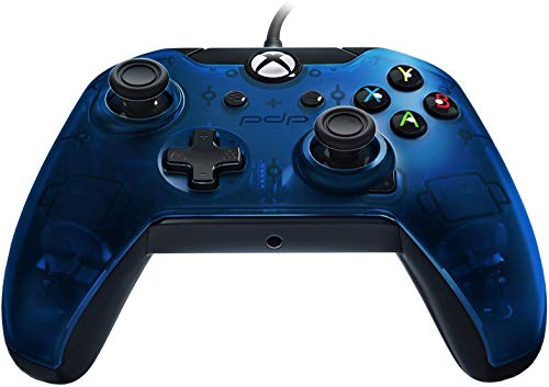 PDP bekabelde controller voor Xbox One - Blue