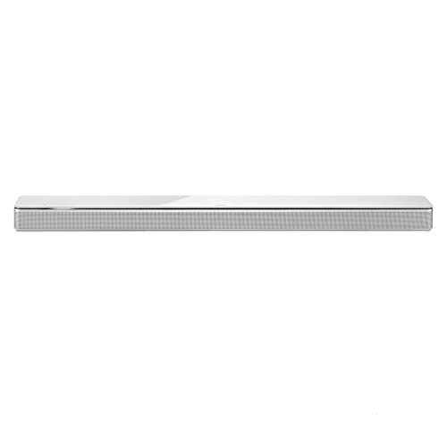 Bose 795347-2200 Soundbar 700, geïntegreerde Alexa-stembediening, Wi-Fi, Bluetooth, Apple Airplay 2, HDMI, Optisch, Wit