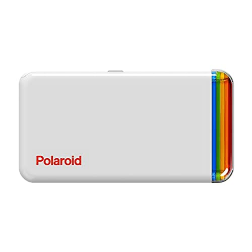 Polaroid - 9046 - Polaroid Hi-Print Zakfotoprinter, 5 x 7,5 cm, wit