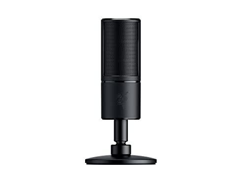 Razer RZ19-02290100-R3M1 Seirēn X Streamer Microfoon, Usb Condensator, Zwart