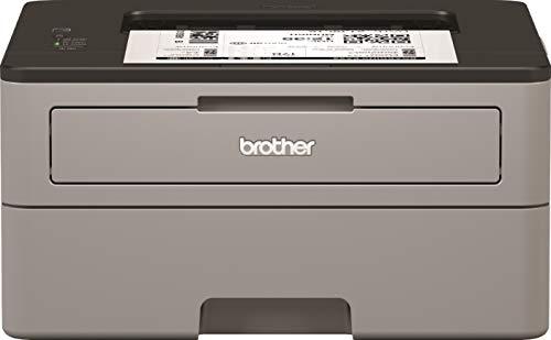 Brother HL-L2310D compacte S/W-laserprinter (30 pagina's/min., A4, echt 1.200x1.200 dpi, duplexprint, gesloten 250 vellen papiercassette, USB 2.0)