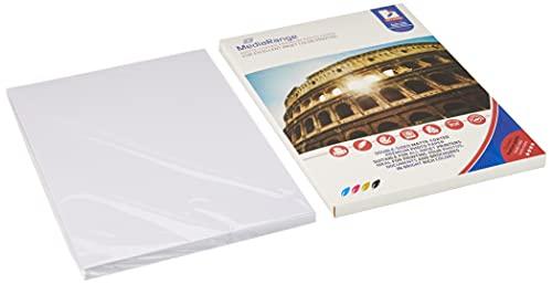 MediaRange A4 fotopapier voor inkjetprinters, mataan beide zijden, 200 g, 50 vellen