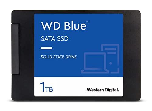 Western Digital Wds100T2B0A Blauw Ssd 3D Nand 1 Tb 2,5