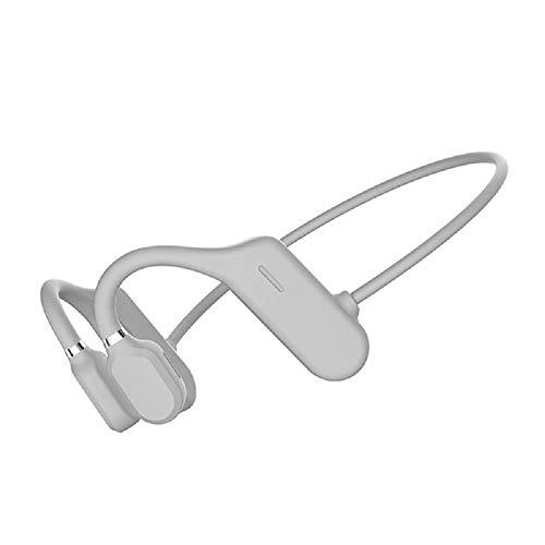 Jiaji Draadloze Bluetooth-Headset Hoofdtelefoon Met Beengeleiding Bluetooth V5. 0 - Open Draadloze Hoofdtelefoons Omring Het Directionele Geluidsveld Ipx6 Waterdichte Sportoortelefoons