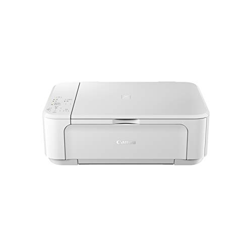 Canon PIXMA MG3650S printer kleureninkjetprinter DIN A4 (scanner, kopieerapparaat, kantoorprinter, 4.800 x 1.200 dpi, WLAN, Apple AirPrint, automatische duplexprint) wit