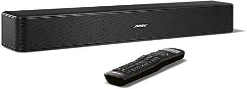 Bose 732522-2110 Solo 5 TV-Geluidssysteem, Bluetooth-Soundbar, Zwart