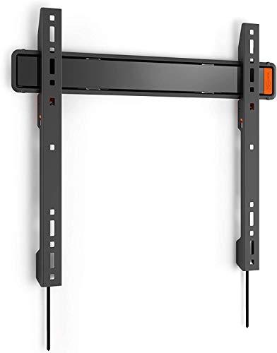 Vogel's WALL 3205 platte televisiebeugel voor 32-55 inch TV's TV steun geschikt voor televisies met een maximaal gewicht van 50 kg en VESA 100x100 tot 400x400 mm,stijf