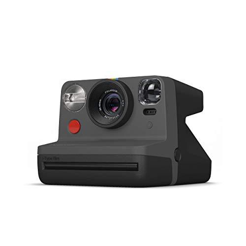 Polaroid - 9028 - Polaroid Now I-Type Instant Camera, Zwart