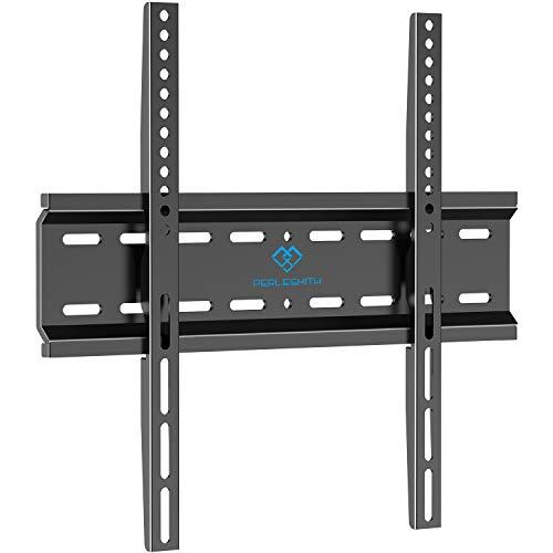 TV muurbeugel TV muurbeugel voor 26-55 inch platte & gebogen tv of monitor tot 50 kg, max. VESA 400 x 400 mm PSML1-E