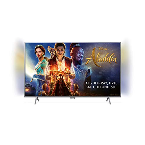 Philips Ambilight 32PFS6402/12 TV 80 cm (32 inch) LED Smart TV (Full HD, Pixel Plus HD; Android TV, Triple Tuner, Cloud Gaming)