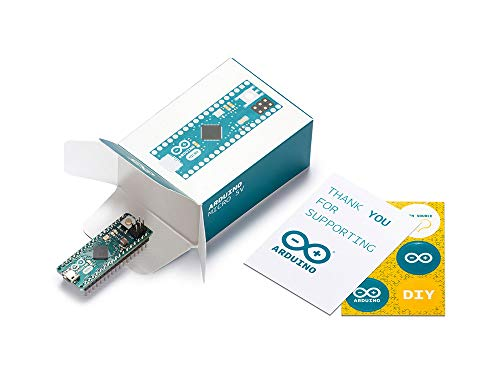 Arduino Micro with Headers [A000053]