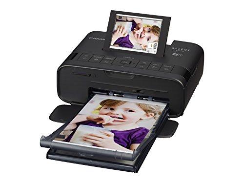 Canon compact printer Selphy CP1300 BK