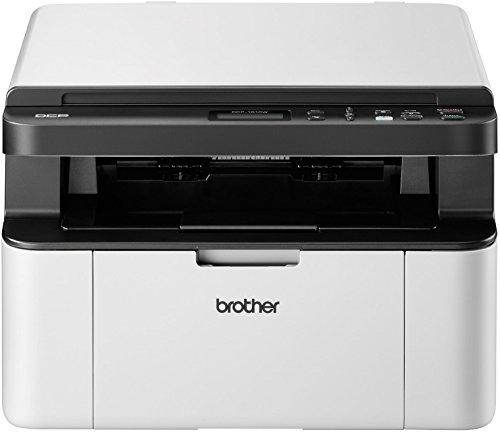 Brother DCP 1610 W multifunctionele printer, zwart en wit