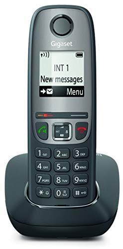 Gigaset AS475 digitale DECT draadloze telefoon, exclusief van Amazon, grijs