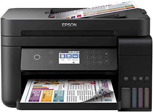 Epson C11Cg20401 Ecotank Et-3750 3-In-1 Inktstraal Multifunctioneel Inkjetprinter, Zwart
