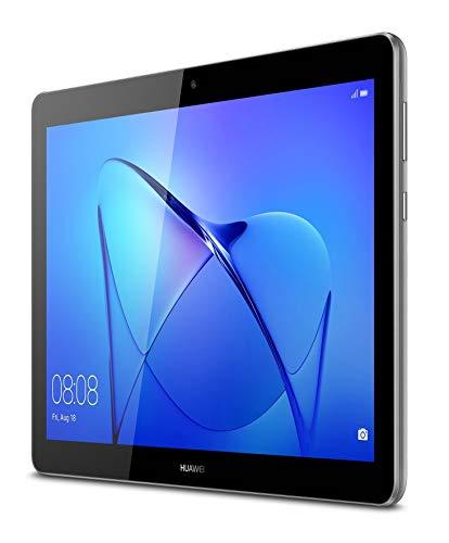 Huawei Mediapad T3 10 WiFi-tablet, Qualcomm MSM8917 Quad-Core, 2 GB RAM, 32 GB, 9,6-inch display, Space Grey (Grijs)