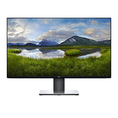 DELL U3219Q 80 cm (32 inch) monitor (HDMI, USB, DisplayPort, 8ms reactietijd) zwart
