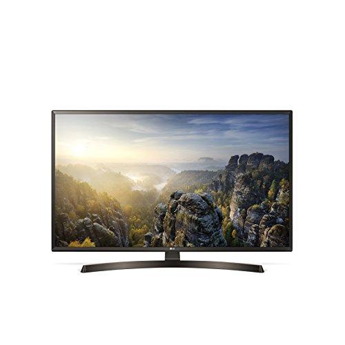 LG 65UK6400PLF TV (4K UHD, Triple Tuner, 4K Active HDR, Smart TV) 43 inch 43UK6400
