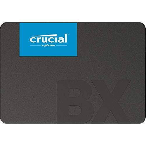 Crucial BX500 Interne SSD Standaard Verpakking 1TB, Zwart