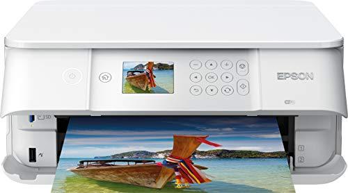 Epson C11Cg97404 Expression Premium-Serie Xp-6105 Draadloze Alles-In-Één Printer, Wit