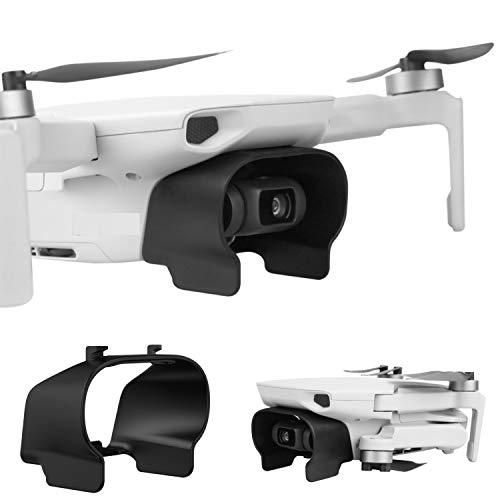 Drone Lens Hood, geschikt voor DJI MAVIC MINI en MINI 2, eenvoudige montage, voorkomt verblinding, minimaliseert verdwaald licht, lens zonnescherm kap, lens zonnescherm cap, camera zonnescherm, drones accessoires voor Mini