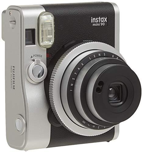 Fujifilm Instax Mini 90 Neo Classic camera, Camera, zwart, Mini 90 NEO Classic