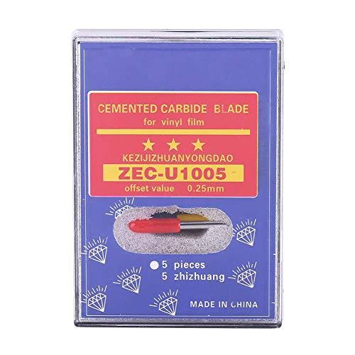 15 Stks Snijbladen 30/45/60 Graden In Vinyl, Snijmachine Roland Cutter Plotter Vervanging Met Ondersteuning Voor Gcc Stukken