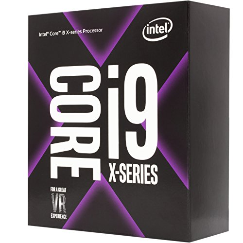 Intel BX80673I97920X CPU grijs