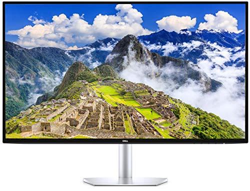Dell S2719DC, 27 inch, Ultrathin monitor, QHD 2560 x 1440, 60 Hz, IPS, 16:9, AMD FreeSync, 5 ms (extrem), kantelbaar, DisplayPort, USB-C, HDMI, 3 jaar vervangingsservice,