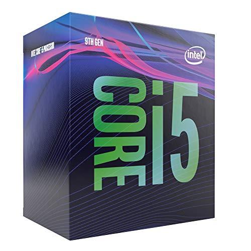Intel Core i5-9400 Desktop Processor 6 Cores, 2,90 GHz Tot 4,10 GHz Turbo, 300 Serie, 65 W Processoren